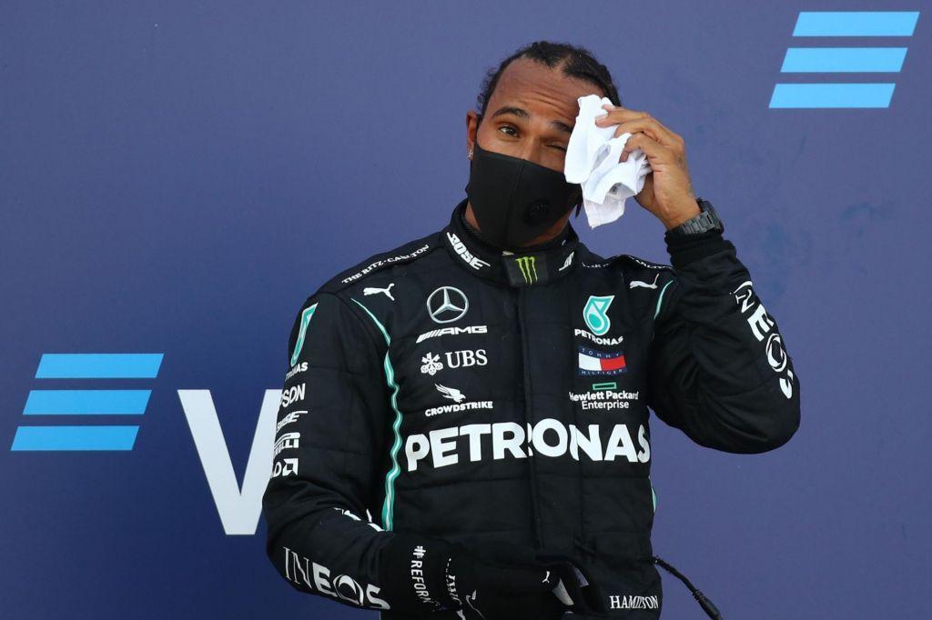 FOTO:Hamilton še ni vreden Schumacherja