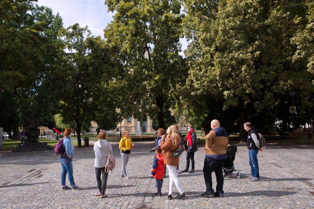 FOTO:Maribor z vsemi svojimi fintami