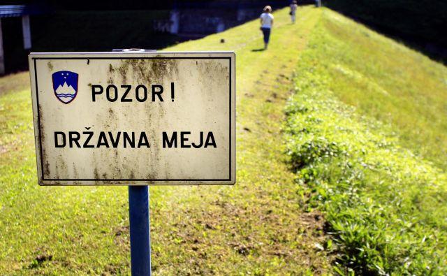 Na oranžnem seznamu so se znašle tudi obmejne hrvaške županije, npr. Istra in Primorsko-Goranska županija. FOTO: Roman Šipić