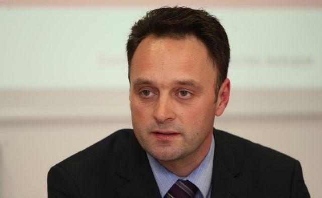 Andrej Zorec (prej Kosmačin) je pravnomočno obsojen. FOTO:Tadej Regent/Delo