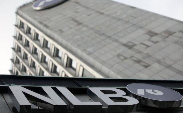 NLB je sodišče s premoženjskopravnim zahtevkom v vrednosti 4.321.504 evrov napotilo na pravdo. FOTO: Mavric Pivk/Delo