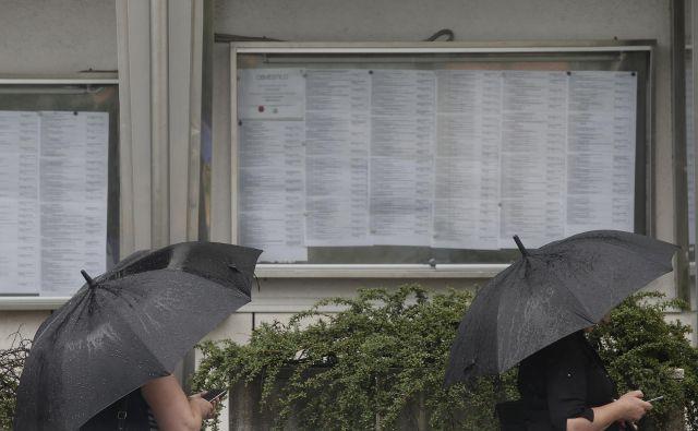 V zadnjem letu je bil največji porast brezposelnih v Ljubljani aprila. Foto: Blaž Samec