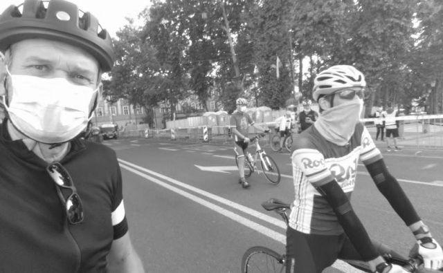 Nikoli prej nisem kolesaril po Barju niti okolici in to je bila moja prva barjanka, zato bom opisal tako, kot sem jo res doživel, po kolesarsko nerodno in oglato, ker drugače kolesarji ne znamo. FOTO: Mb Cvjetičanin