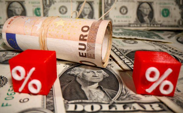 Valutni trgi pričakujejo, da bo vrednost dolarja še padla.<br /> FOTO: Dado Ruvic/Reuters