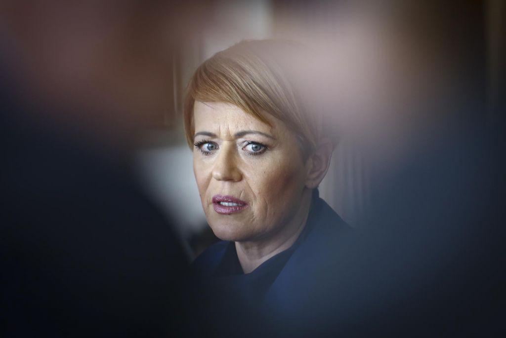 Aleksandra Pivec: Žalosten dan za demokracijo