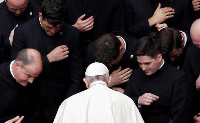 V veliko veselje Kitajske je odpoved srečanja s Pompeom potrditev, da je papež premaknil jeziček na geopolitični tehtnici v prid Pekinga. Foto: Yara Nardi/Reuters