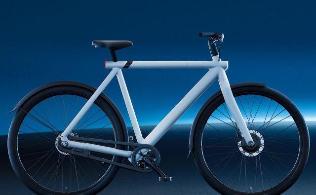 Zgodba električnih kolesa VanMoof vsaj malce spominja na Teslo.<br /> Foto VanMoof