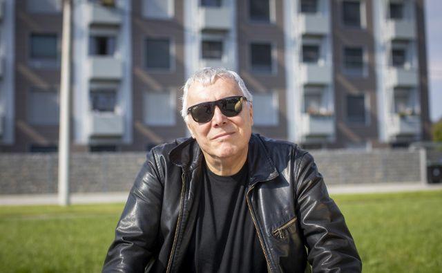 »Predzadnji koncert sem imel šestega marca v Dvorani Vatroslava Lisinskega z zagrebškimi filharmoniki in zadnjega julija v Splitu,« opiše posledice pandemije za njegovo koncertiranje. FOTO: Voranc Vogel/Delo