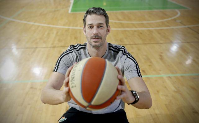 Jurica Golemac se je razvil v odličnega košarkarja pri Unionu Olimpiji in z njo osvojil naslov prvaka lige ABA. FOTO: Blaž� Samec