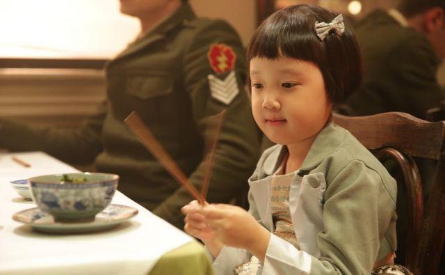Ajla, hči vojne Foto Tv Slo