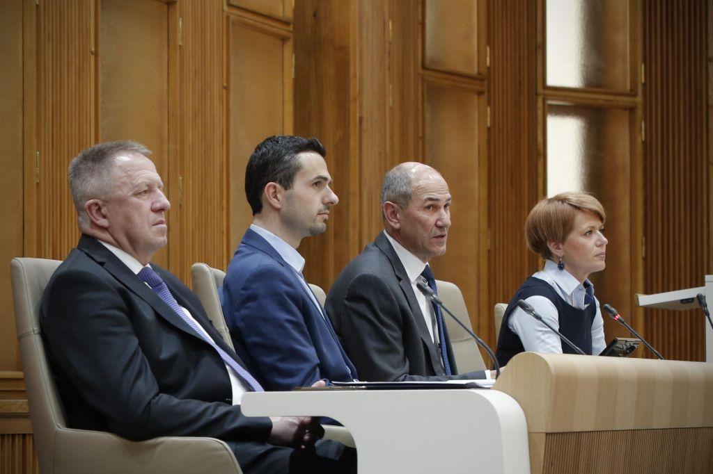 V državnem zboru predlog za razrešitev Aleksandre Pivec
