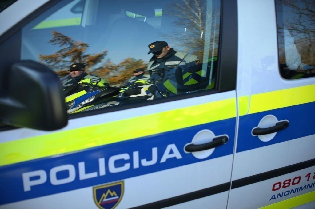 Policisti iščejo neznanca, ki sta oropala banko v Dutovljah