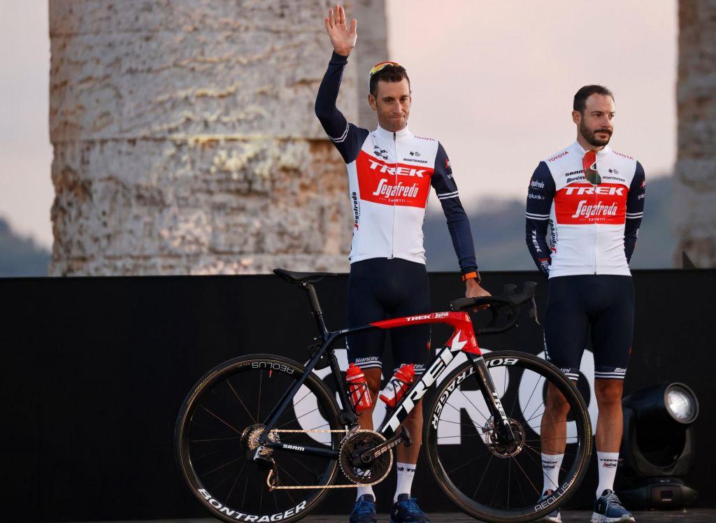 FOTO:Kaj še zmoreta Nibali in Sagan?