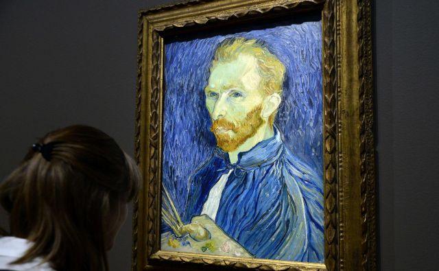 Zdaj bo v Padovi na ogled 78 del, največ sta jih prispevala van Goghov muzej in Muzej Kröller-Müller. FOTO: Bertrand Guay/Afp