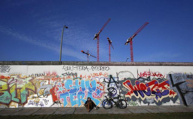 Berlinski zid. Foto: Tobias Schwarz/Reuters