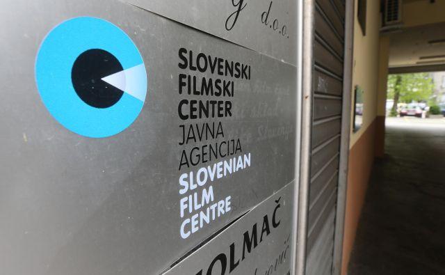 Slovenski filmski center je po zakonu edina institucija, ki je pristojna za odločanje, kateri film bo dobil denar. Foto Igor Zaplatil