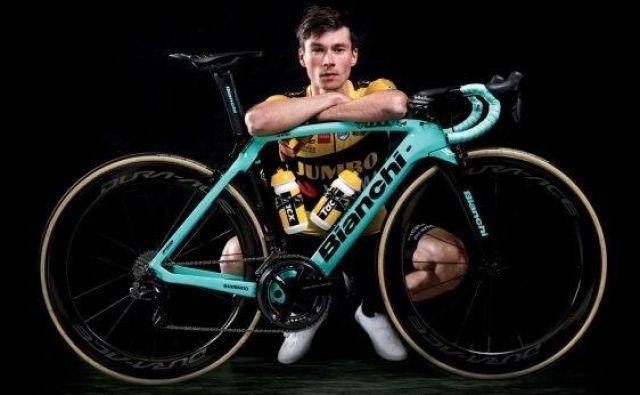 Jumbo-Visma bo v prihodnji sezoni zamenjala opremljevalca koles, bianchije bodo zamenjali s kanadskim cervelom. FOTO: Arhiv proizvajalca/Bianchi