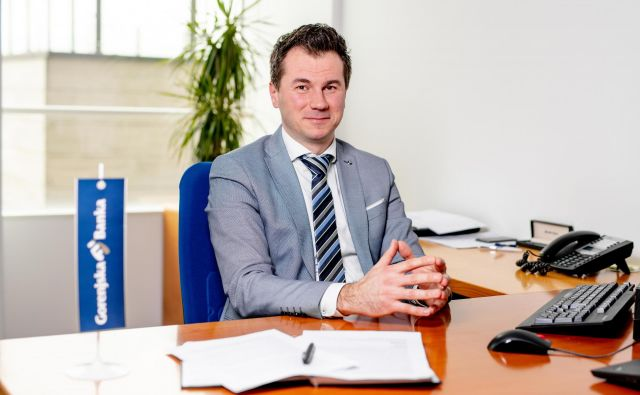 Gorenjska banka je eden vodilnih ponudnikov faktoringa. FOTO: Gorenjska banka