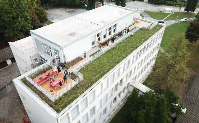 Potencial za takšno ureditev imajo tudi druge Navinškove šole po Sloveniji. Foto Tomaž Lanišek
