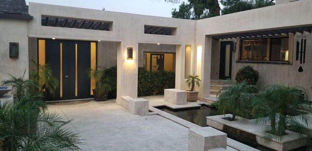 Vhodna vrata, ki krasijo najlepše vile v Hollywoodu