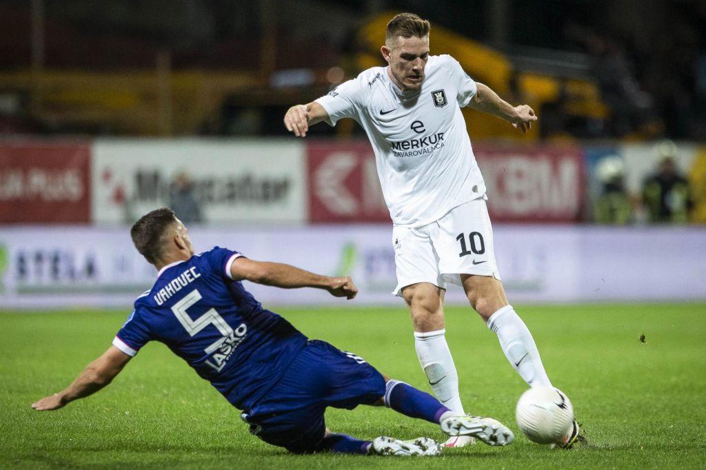 FOTO:Slab Maribor in malo manj slaba Olimpija