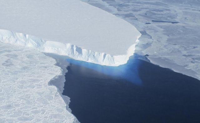 Antarktika. FOTO: Nasa / Reuters