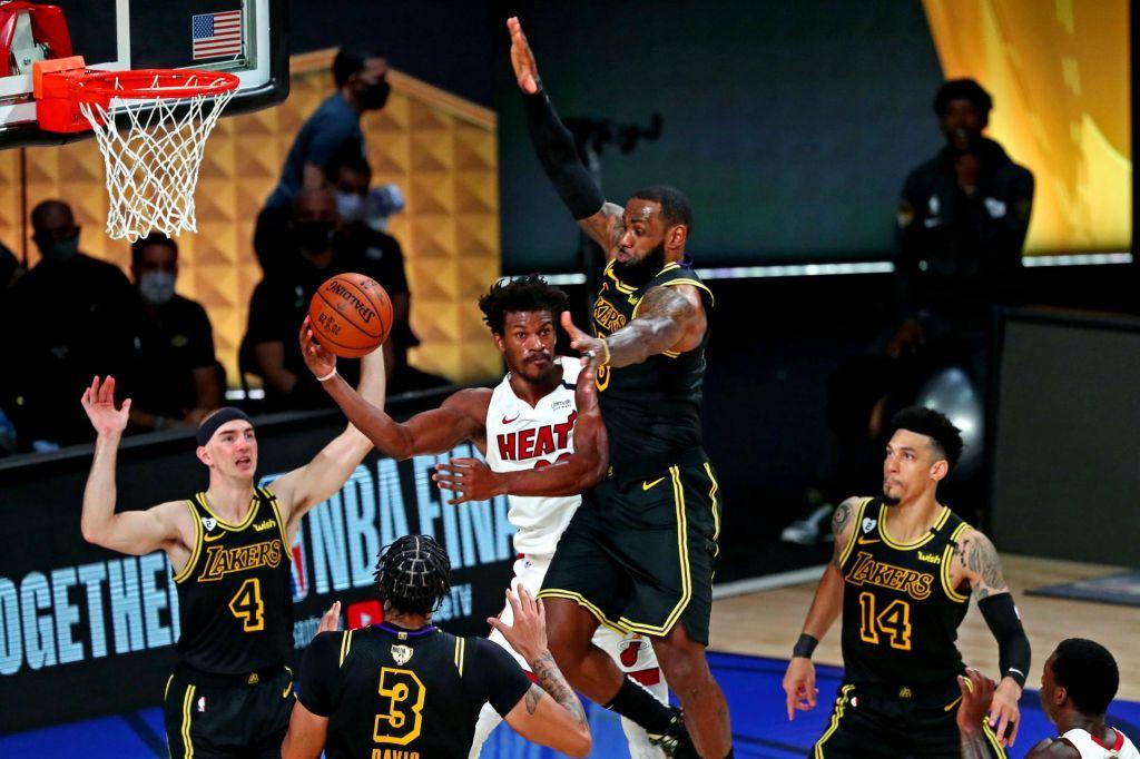 FOTO:LA Lakers na pol poti do končne zmage