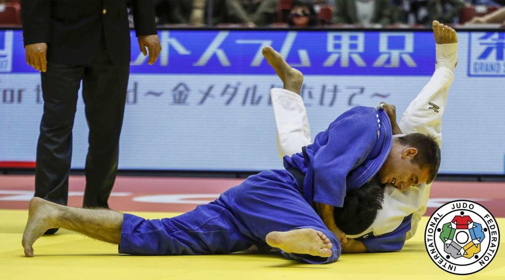 Slovenski judoisti znova osvajajo kolajne v tujini
