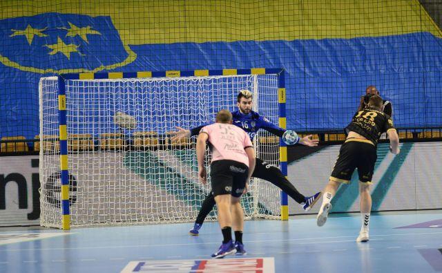 Celjani so nazadnje igrali v četrtek v Zlatorogu, ko so klonili proti Kielu. FOTO: Slavko Kolar