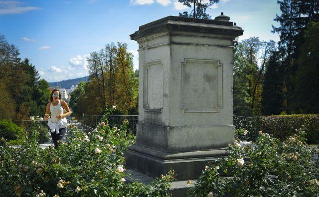 V tujini danes na veliko razpravljajo o spornih spomenikih. FOTO: Jože Suhadolnik/Delo