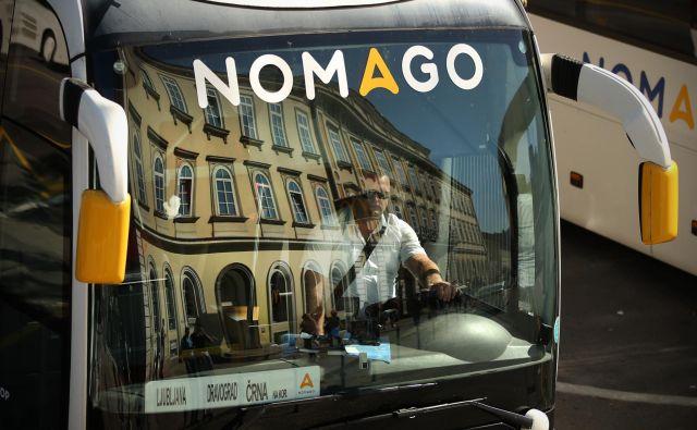 Adventura Investment, ki prevzema Anticus, je lastnica prevoznika Nomago. Foto Jure Eržen