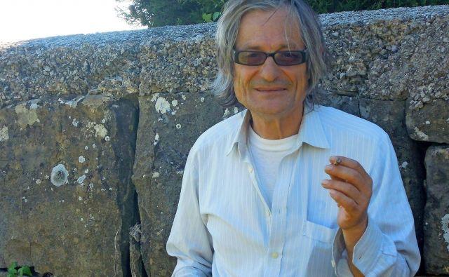Franko Hmeljak, novinar Radia Koper, je preminil po težki bolezni. FOTO: Primorske Novice