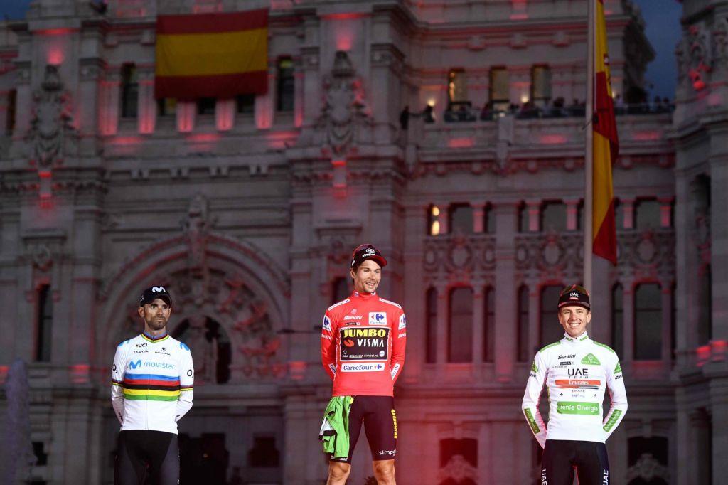 Tom Dumoulin: Primož Roglič bo dirkal po Španiji