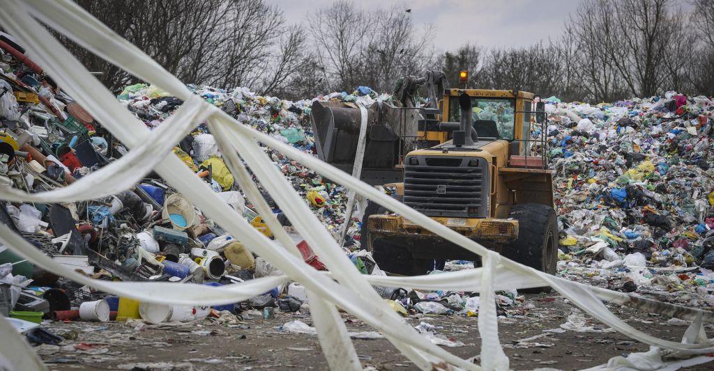 Evropa pri recikliranju plastike ne dosega ciljev