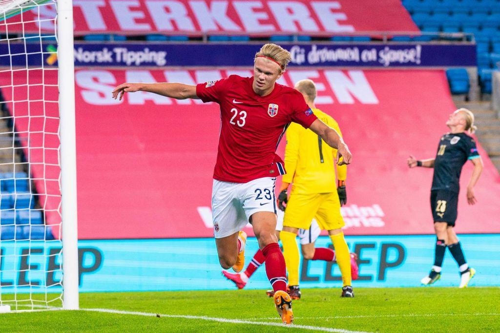 FOTO:Kaj zmore norveški sanjski dvojec Ødegaard-Håland?