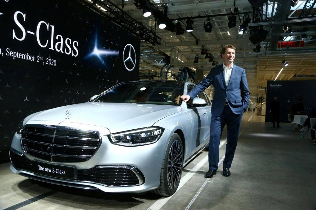 Mercedes bi bil rad še bolj prestižen