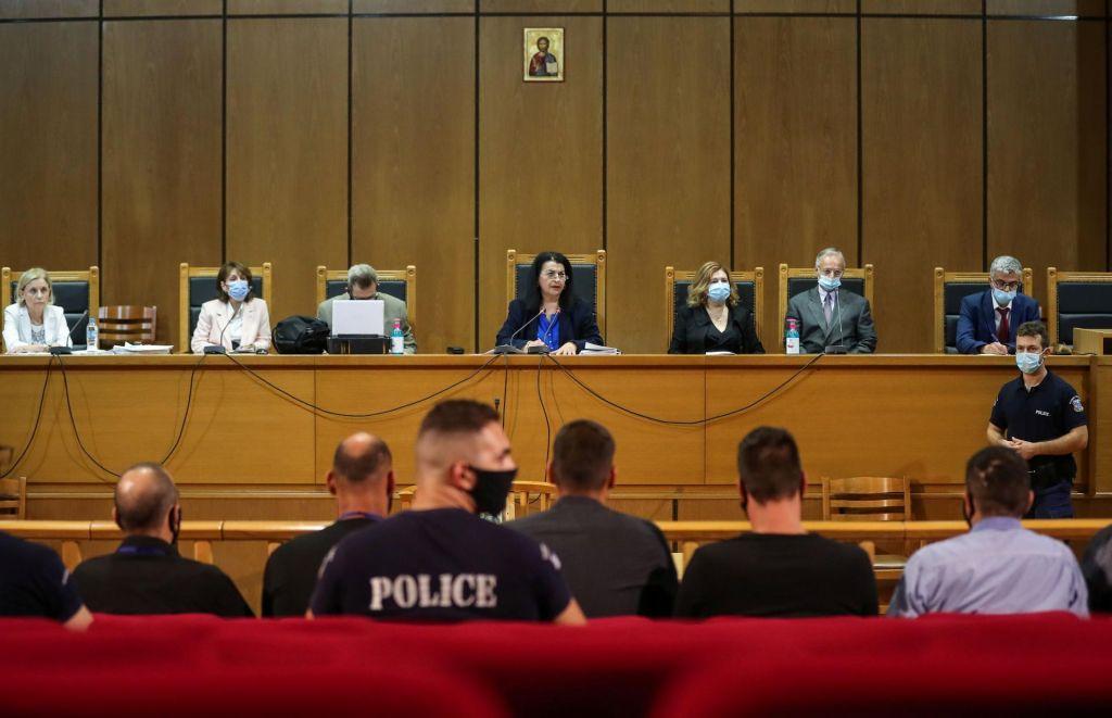 Grško sodišče: Zlata zora je kriminalna organizacija