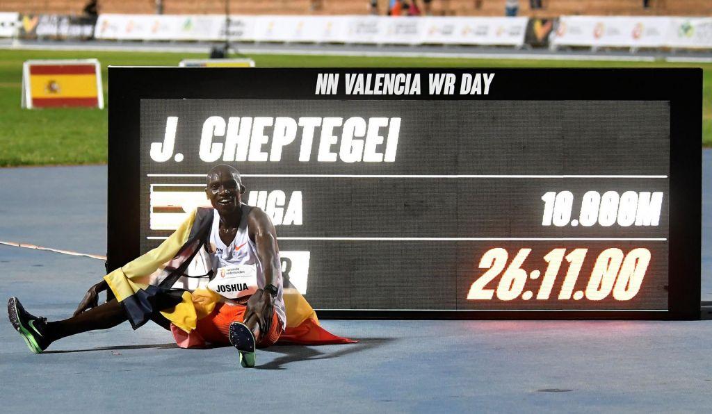 Za svetovni rekord za 10 sekund hitrejši na 10 kilometrov