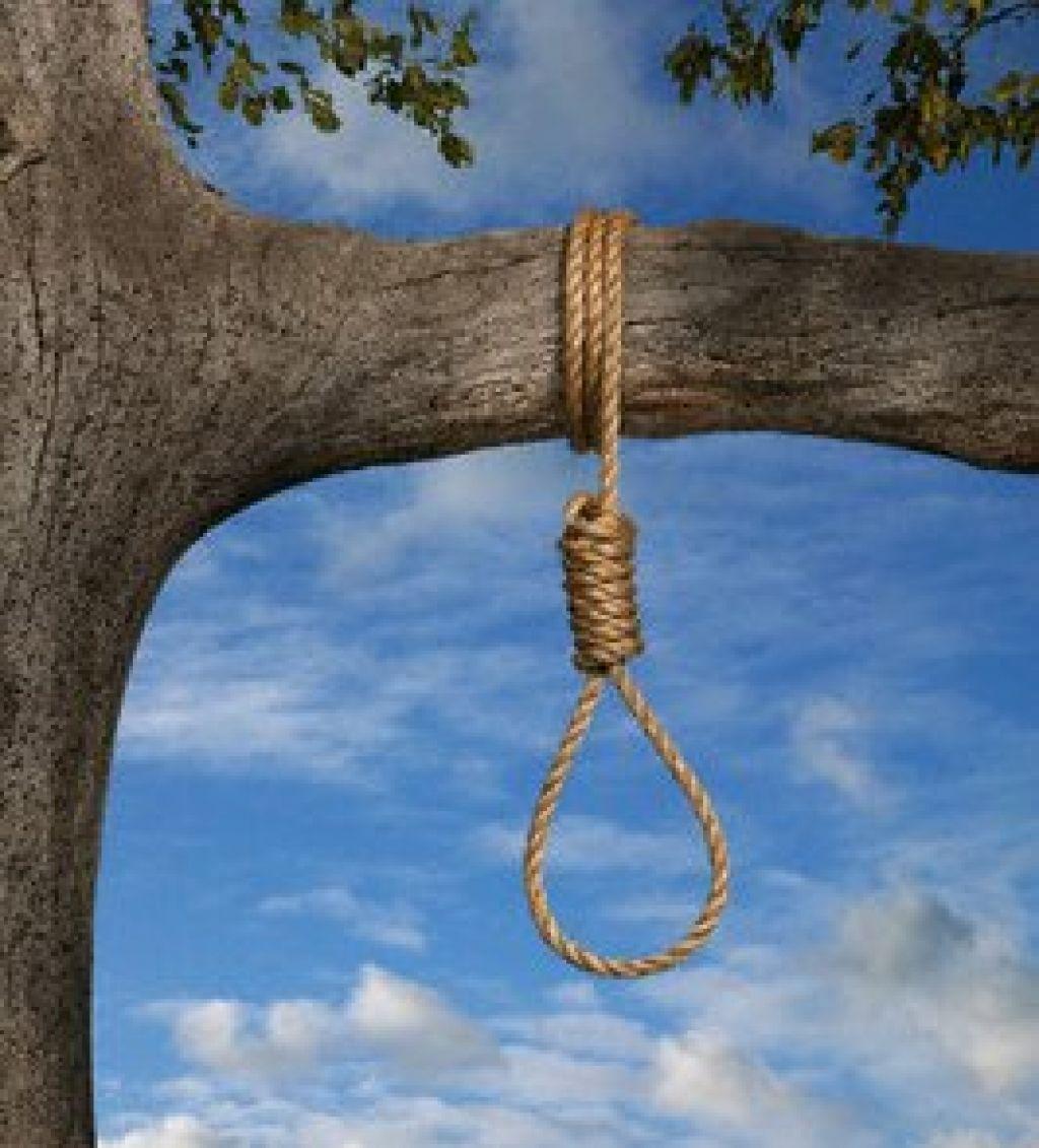 Visoka stopnja samomorov v Sloveniji