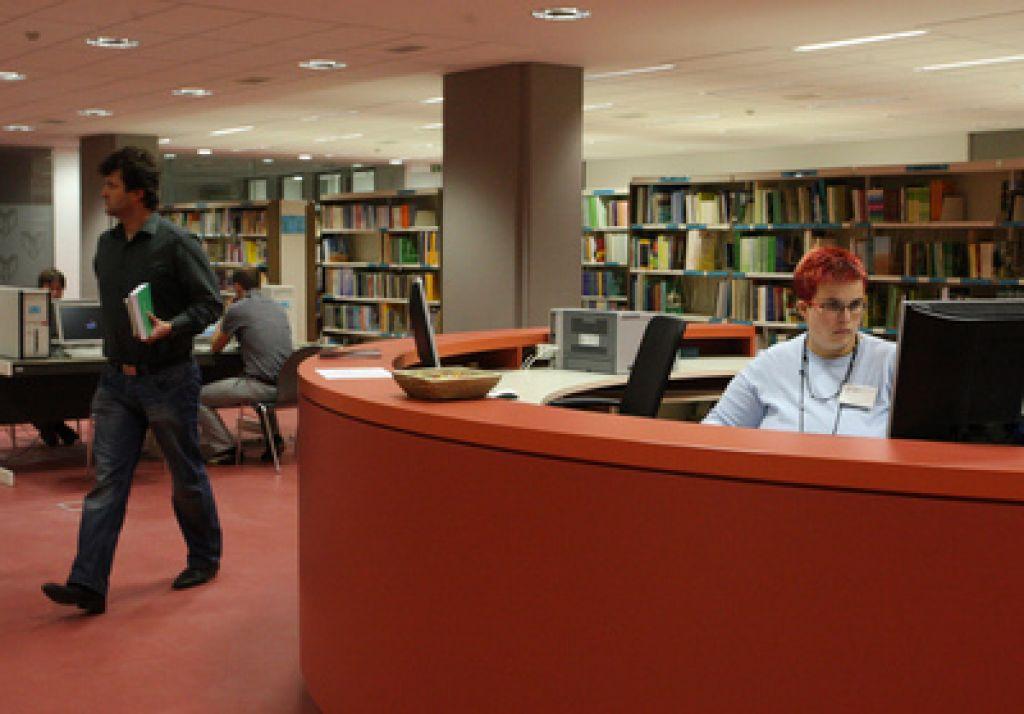 Mariborska univerzitetna knjižnica lepša in energetsko varčna