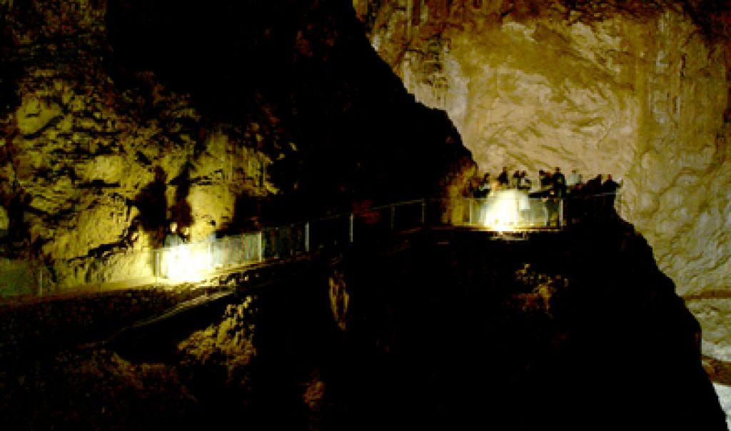 Škocjanske jame peto osmo čudo sveta