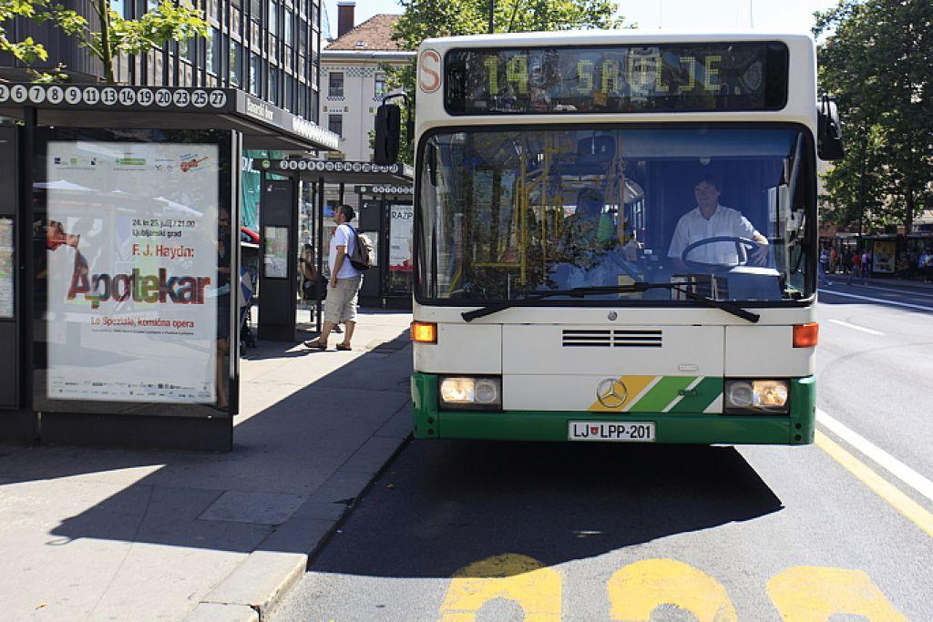 Brez presenečenj: mestni avtobusi z novim letom dražji