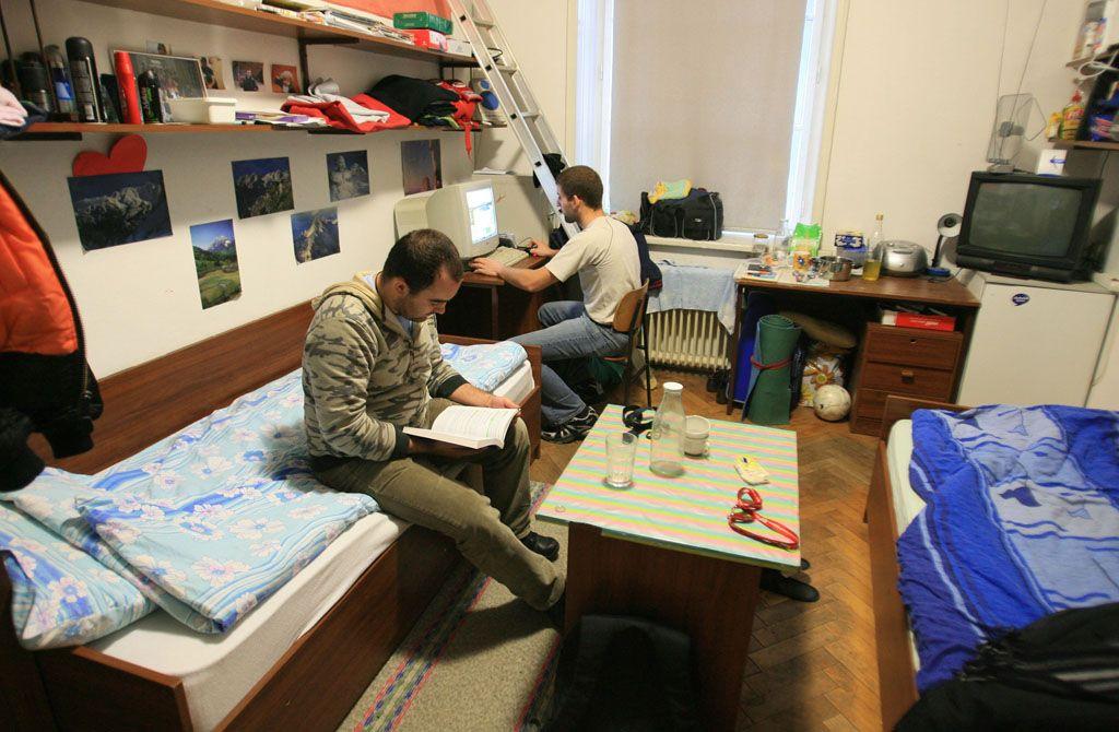 Maribor: kljub novostim premalo študentskih sob