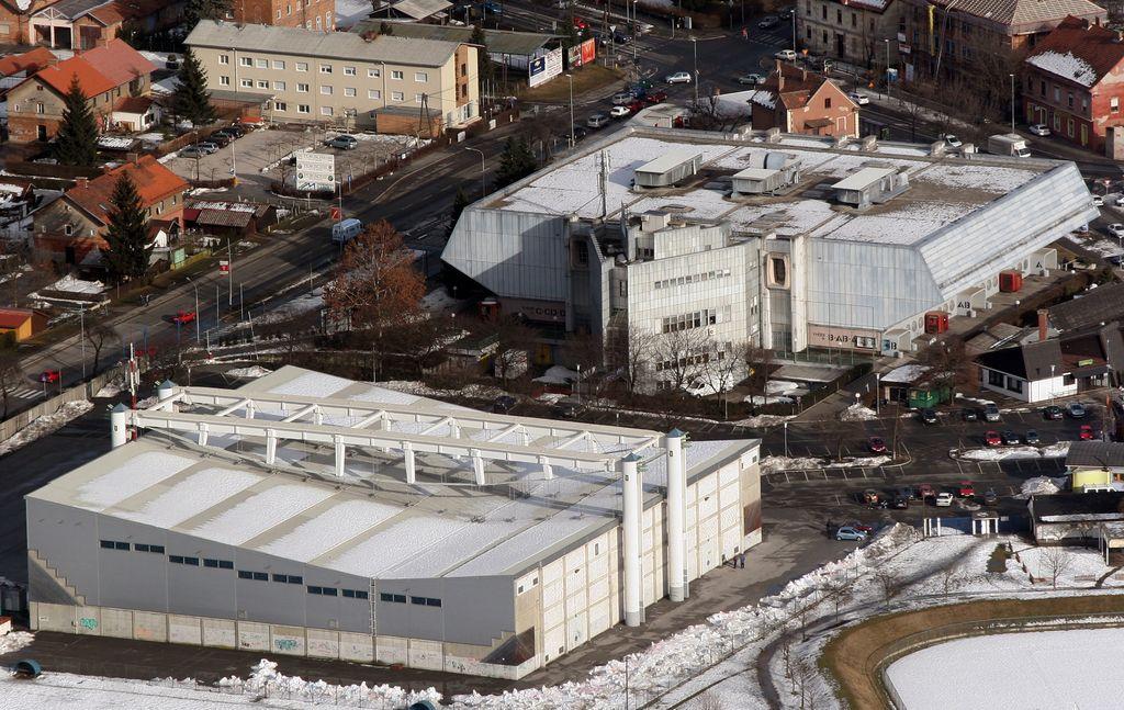 Športnim objektom Maribor za prvo pomoč 110 tisočakov