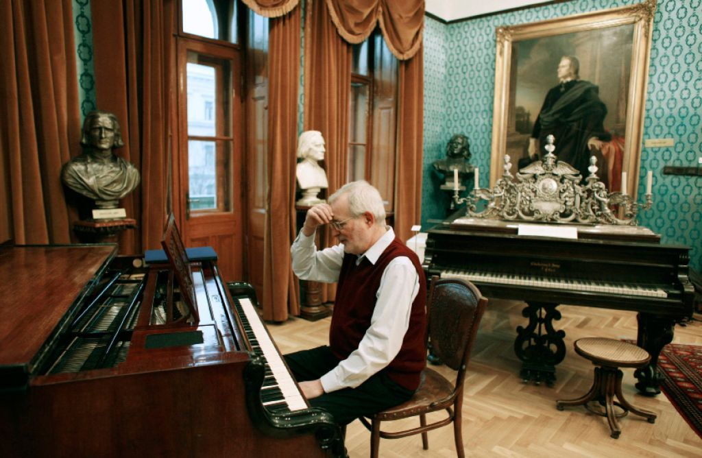Franz Liszt: superzvezdnik, osvajalec ženskih src