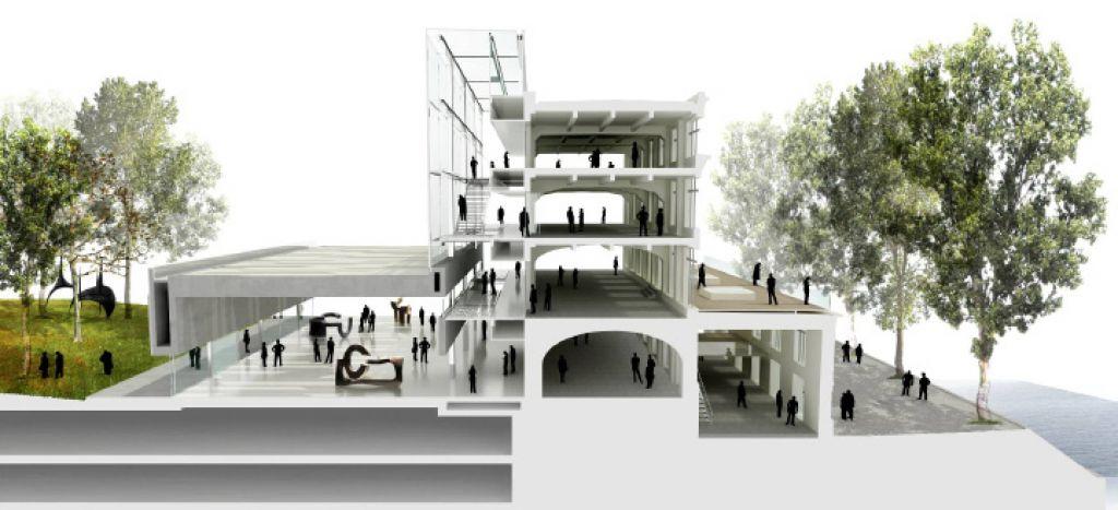 Kulturne investicije mesta odložene v prihodnost