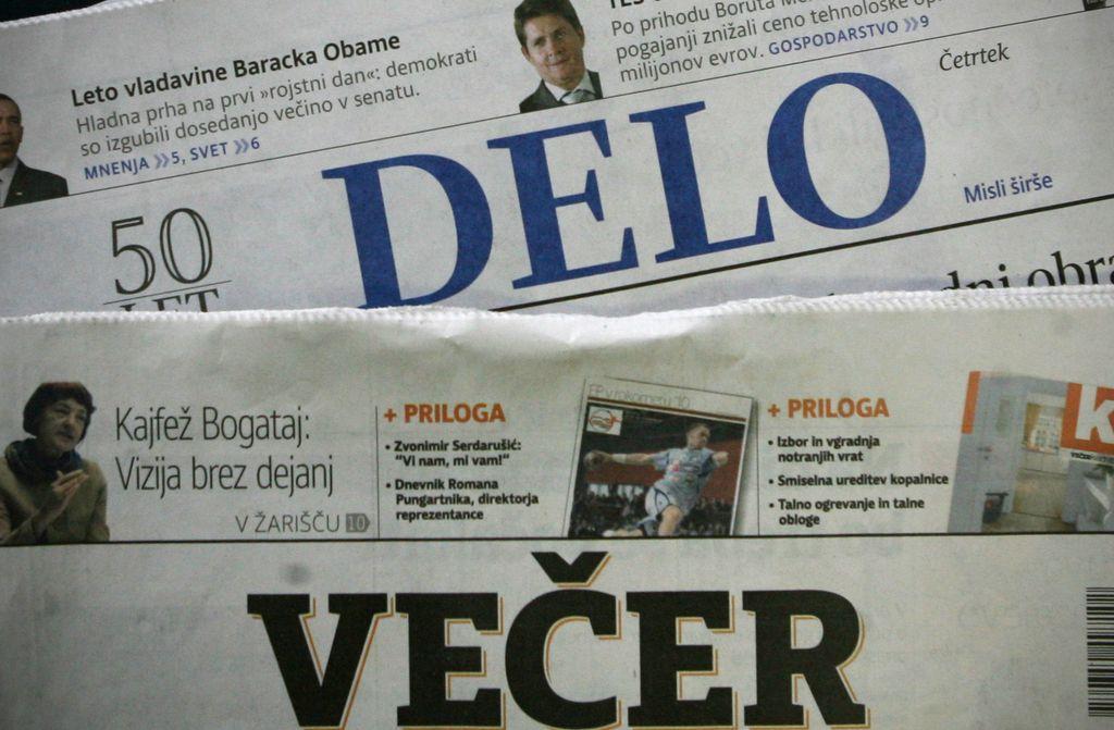 Slovenski mediji pred velikimi spremembami