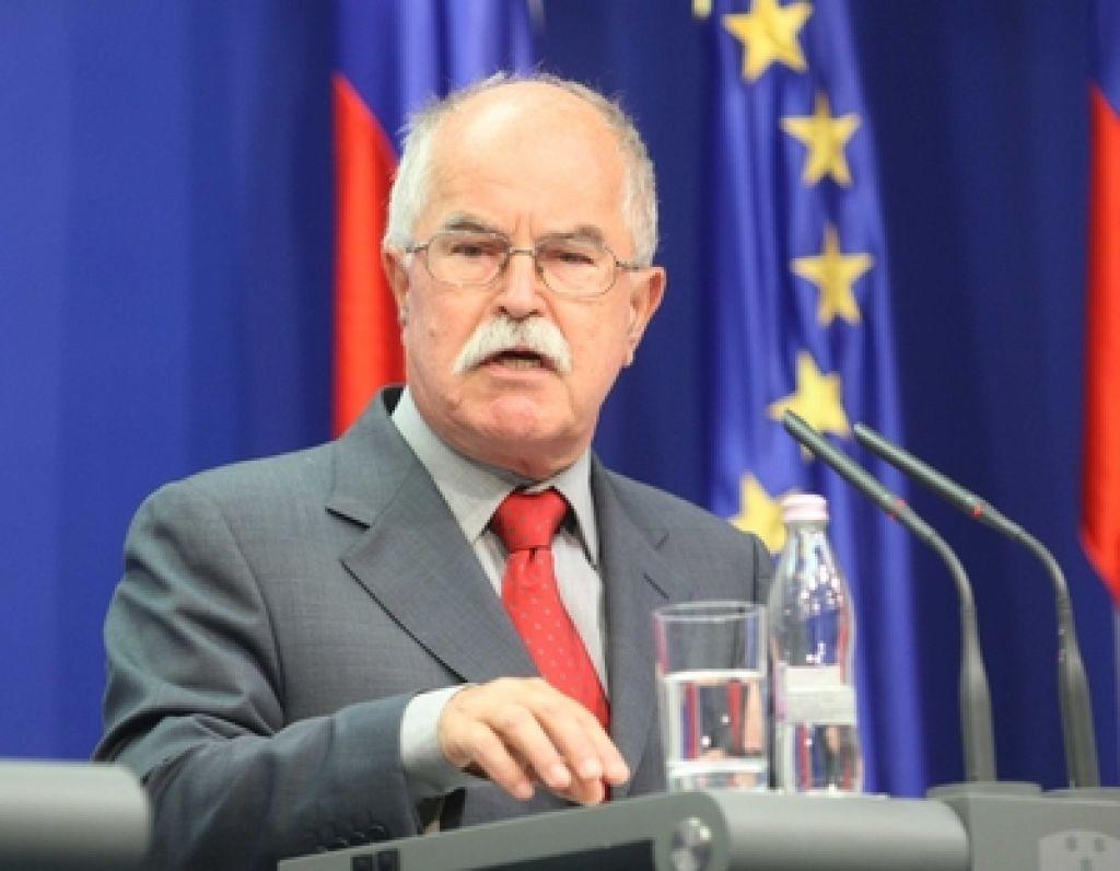 Bučan Trobčevo bo začasno zamenjal minister za Slovence v zamejstvu