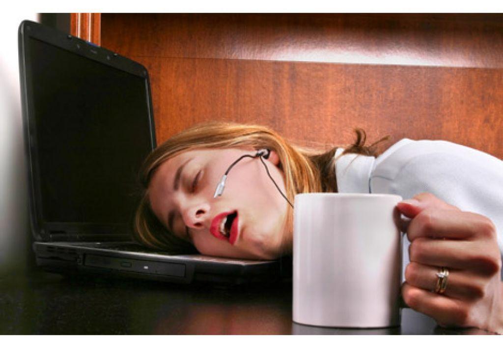 Zaradi pomanjkanja spanja se nekateri nevroni izklopijo