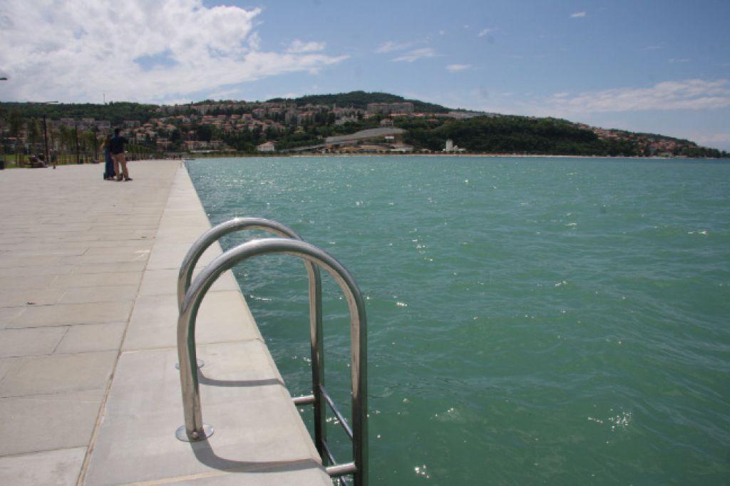 Koprska plaža – talka ministrstva za okolje?